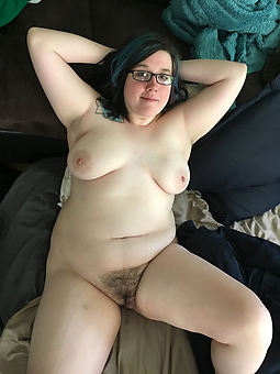 hairy fat milf and still sexy