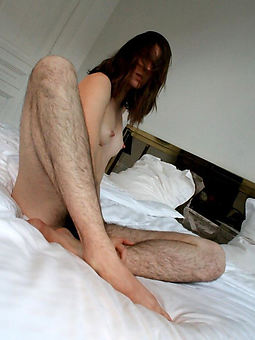 hairy pussy legs seduction