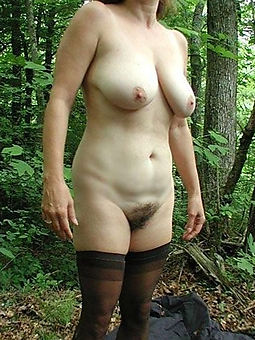 natural&hairy sexy nude pics